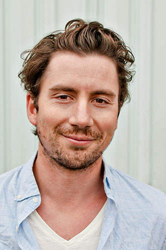 Photo of Glenn van Oosterom